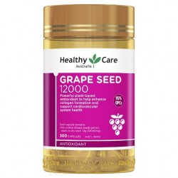 Healthy Care-Grape Seed Extract 12000mg 300 Capsules