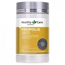 Healthy Care-Propolis 3800mg 200 Capsules