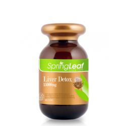 Springleaf-Liver Detox 15000mg 120 Capsules