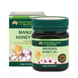 Australian by Nature-Bee Active Manuka Honey 20+ (MGO 800) 250g