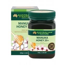 Australian by Nature-Bee Active Manuka Honey 20+ (MGO 800)  500g