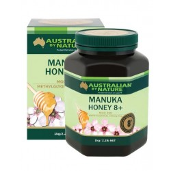 Australian by Nature-Bee Active Manuka Honey 8+ (MGO 200) 1kg