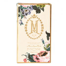 MOR-Marshmallow Boxed Triple-Milled Soap 180g