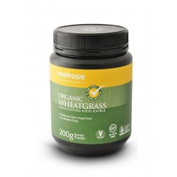 Melrose-Organic Wheatgrass Powder 200g