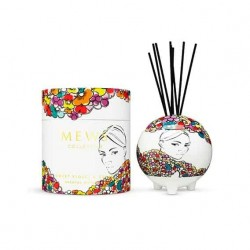 Mews Collective-Sweet Violet & Suede Scented Diffuser 350ml