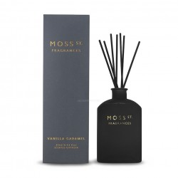 Moss St. Fragrances-Vanilla Caramel Scented Diffuser 275ml