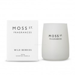 Moss St. Fragrances-Wild Berries Scented Candle 320g