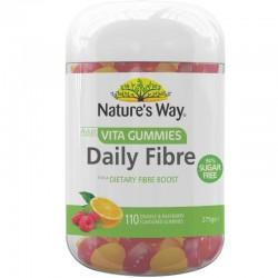 Nature's Way-Adult Vita Gummies Daily Fibre 110 Gummies
