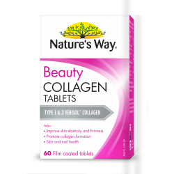 Nature's Way-Beauty Collagen 60 Tablets