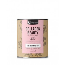 Nutra Organics-Collagen Beauty with Verisol + Vitamin C Unflavoured 225g