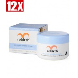 Rebirth-Emu Anti-Wrinkle Cream with AHA 100ml x12 PACK