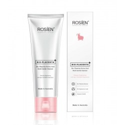 Rosien-Bio Placenta Gentle Cleanser with Multi Amino Acids 120ml (EXP: 03/22)