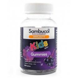 Sambucol-Kids Immunity Gummies 50 Pastilles