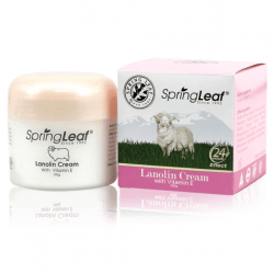 Springleaf-Lanolin Cream with Vitamin E Pink 100g