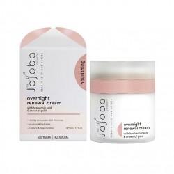 The Jojoba Company-Overnight Renewal Cream 50ml