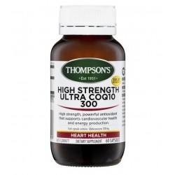 Thompson's-High Strength Ultra CoQ10 300 60 Capsules