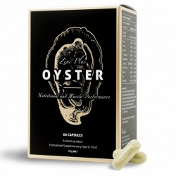 Unichi-Oyster Extract Plus Zinc 60 Capsules