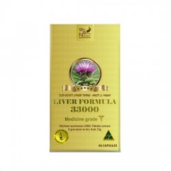 Well Being Nutrition-Liver Formula 33000 90 Capsules