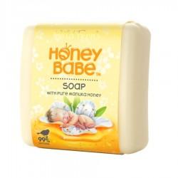 Wild Ferns-Honey Babe Soap with Manuka Honey 100g