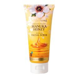 Wild Ferns-Manuka Honey Facial Scrub 100ml