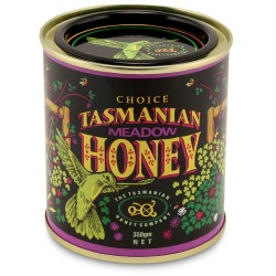 Tasmanian Honey-Meadow Honey (Tin) 350g