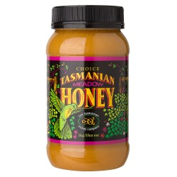 Tasmanian Honey-Meadow Honey (Plastic) 1kg