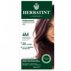 Herbatint-Permanent Haircolour Gel 4M Mahogany Chestnut 150ml