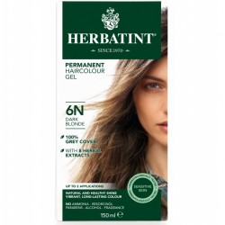 Herbatint-Permanent Haircolour Gel 6N Dark Blonde 150ml