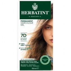 Herbatint-Permanent Haircolour Gel 7D Golden Blonde 150ml