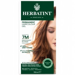 Herbatint-Permanent Haircolour Gel 7M Mahogany Blonde 150ml