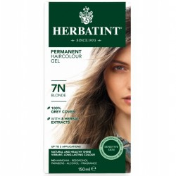 Herbatint-Permanent Haircolour Gel 7N Blonde 150ml
