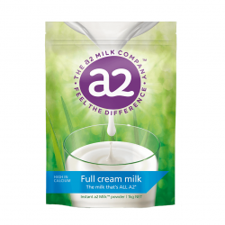 A2 Milk-Instant Full Cream Milk Powder 1kg