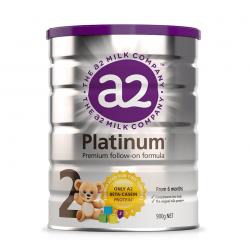 A2 Milk-Stage 2 Platinum Premium Infant Formula 6-12 Months 900g
