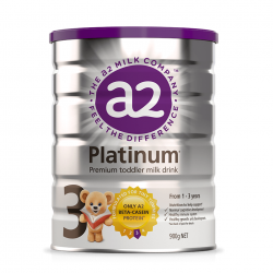A2 Milk-Stage 3 Platinum Premium Infant Formula From 1 Year 900g
