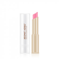 Aromatic Herbs-Lip Balm Naked Pink 4g