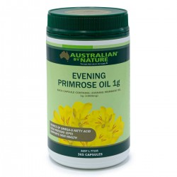 Australian by Nature-Evening Primrose Oil 1000mg 365 Capsules