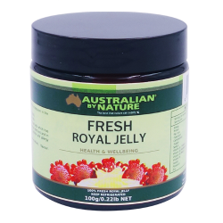 Australian by Nature-Fresh Royal Jelly 100g