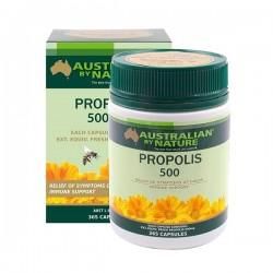 Australian by Nature-Propolis Capsules 500mg 365 Capsules