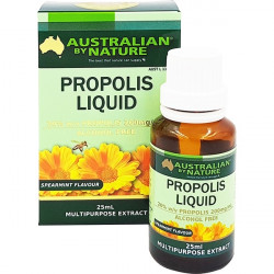 Australian by Nature-Propolis Liquid 25ml Bottle With Dropper