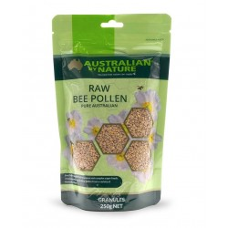 Australian By Nature-Raw Bee Pollen Granules 250g