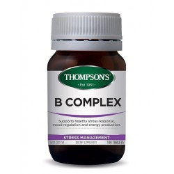 Thompson's-B Complex 100 Tablets