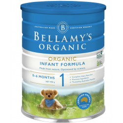 Bellamy-Step 1 Organic Infant Formula 900g