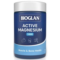 Bioglan-Active Magnesium 1000mg 150 Tablets