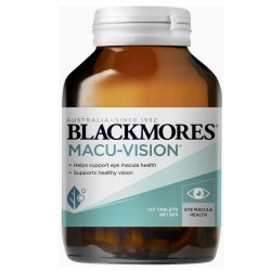 Blackmores-Macu Vision 150 Tablets
