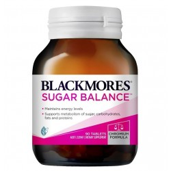 Blackmores-Sugar Balance 90 Tablets