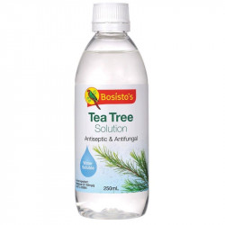 Bosisto's-Tea Tree Solution 250ml