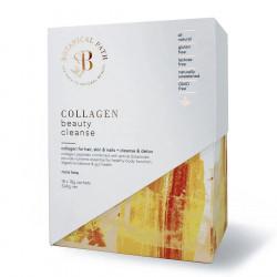 Botanical Path-Collagen Beauty Cleanse Mint Lime 18x18g Sachets 324g (Last Chance)