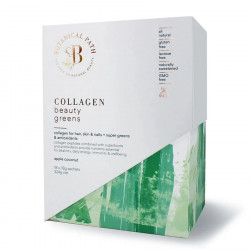 Botanical Path-Collagen Beauty Greens Apple Coconut 18x18g Sachets 324g