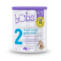 Bubs-Advanced Plus+ Stage 2 Goat Milk Follow-On Formula 800g