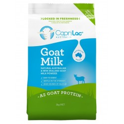 Caprilac-Natural Goat Milk Powder 1kg